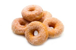 Donut holes are the only kind you want your teeth coming in contact with. Fillings repair tooth decay.
