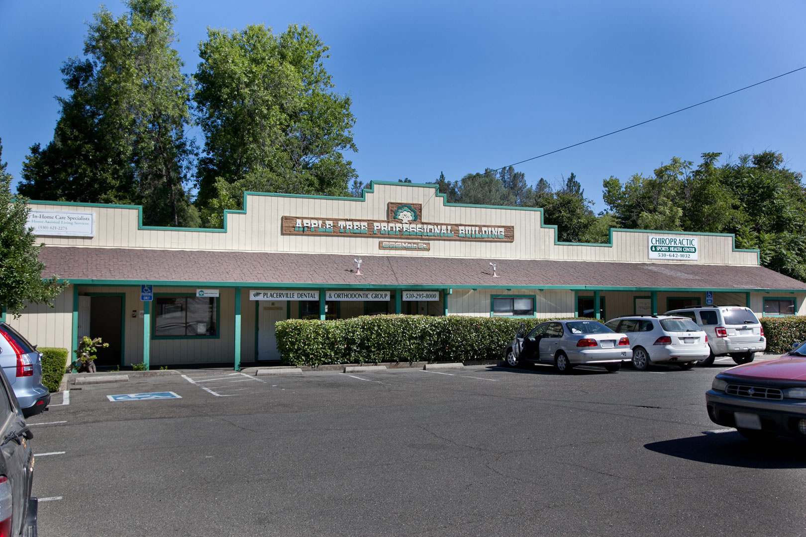 The Placerville Dental Group office.