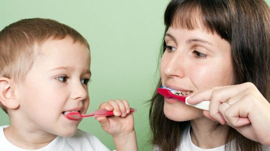 Your Placerville dentists at the Placeville Dental Group recommend fluoride in your toothpaste and your water supply.
