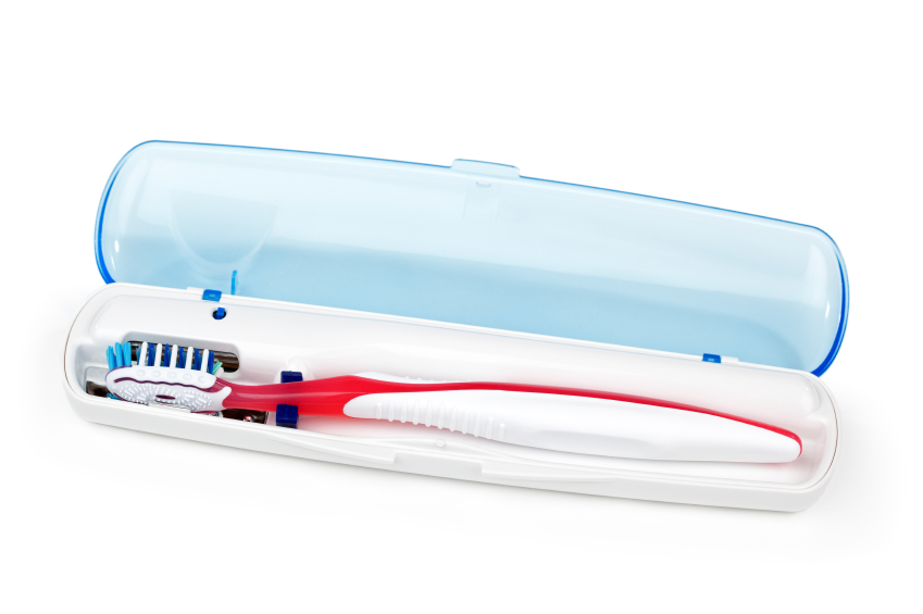 Our Placerville dentists give information on UV toothbrush sanitizers.