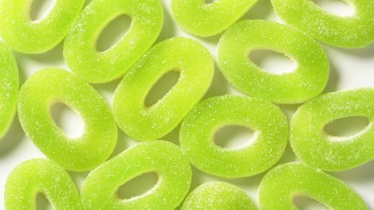 Our Placerville dental patients need to know about the dangers of sour candies.