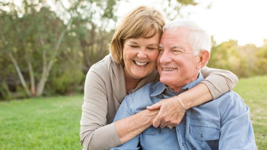 All ages, and especially the elderly, benefit from dental implants.