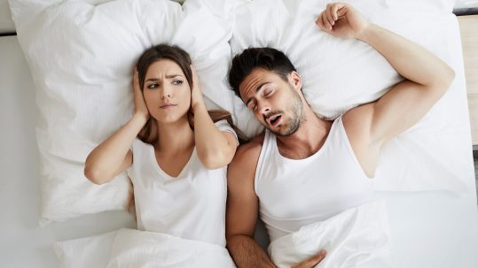 Dentists Can Help With Snoring