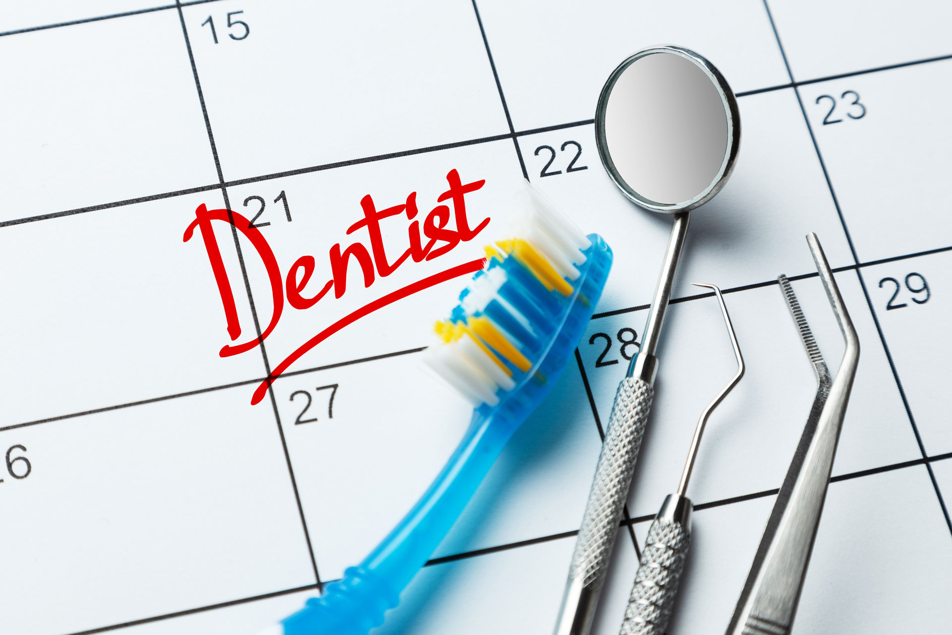 Semi-Annual Dental Checkup
