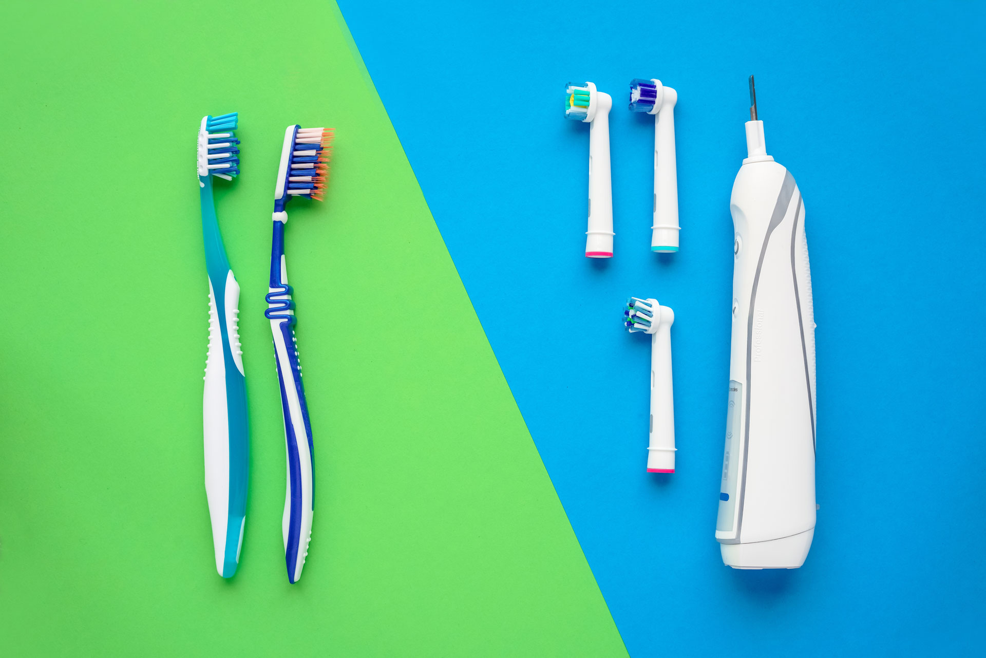 Toothbrush Features